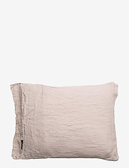 Dirty Linen - Animeaux Head Pillow case - tyynyliinat - pink blush - 1