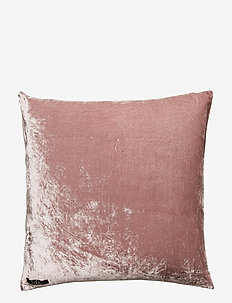 Plain Decorative Cushion - blackberry pink