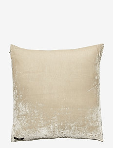 Plain Decorative Cushion - puder - moon