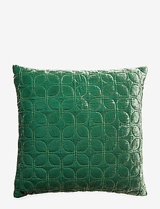 Webster Decorative Cushion - pynteputer - rocket green