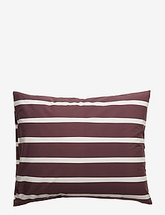Randy Head pillow case - BURGUNDY