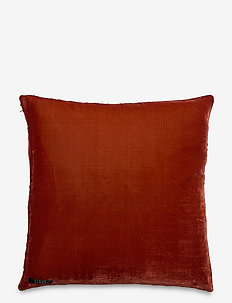 Plain Cushion cover - kussenovertrekken - spice