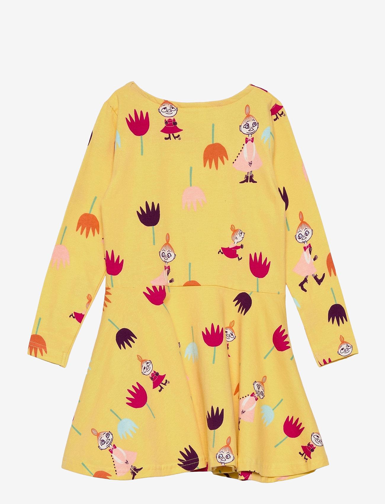 Martinex - TULIPS DRESS - kleider - yellow - 1