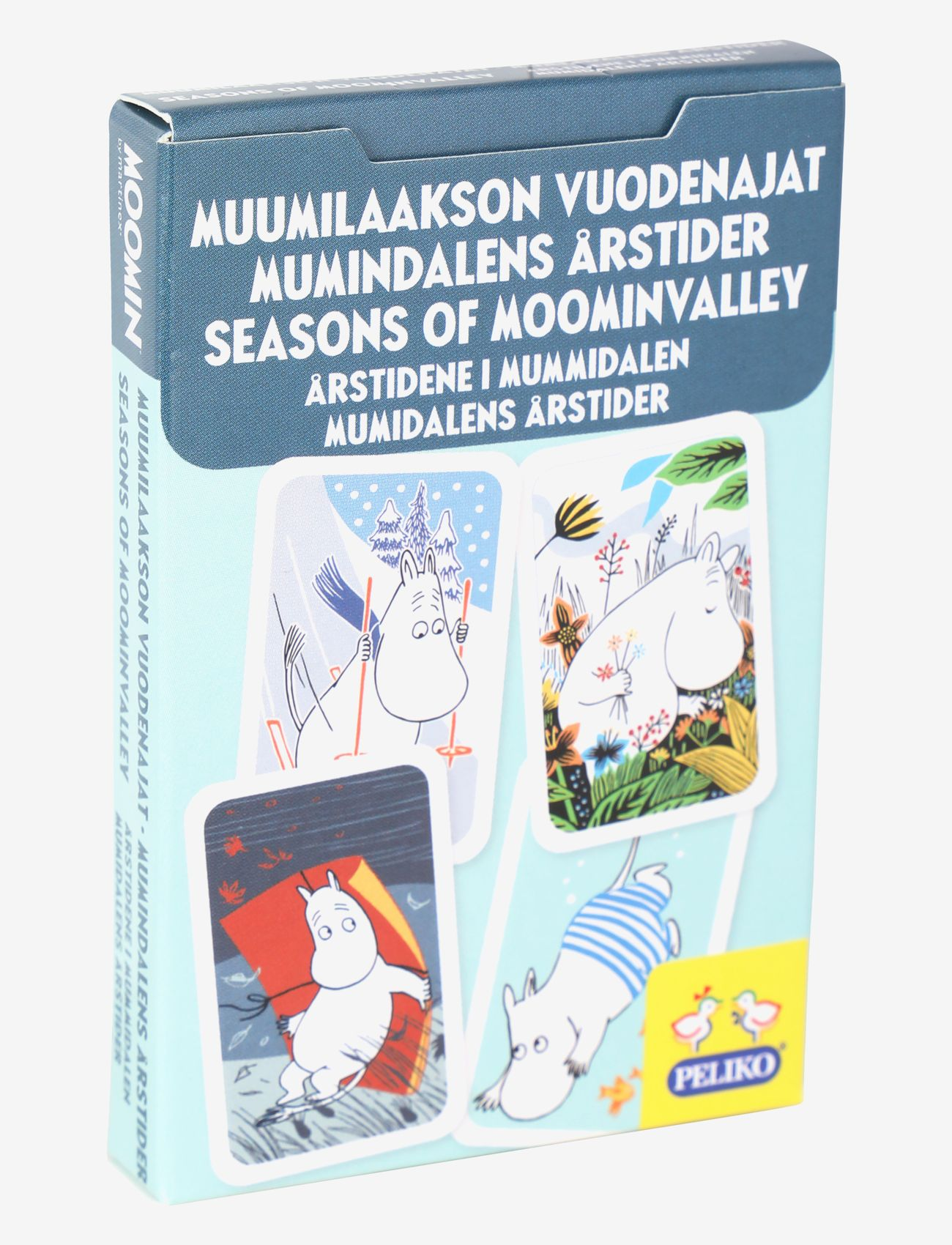 MOOMINVALLEY CARD GAME