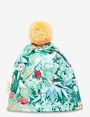 Martinex - LEAFY BEANIE - hatte og handsker - green - 1