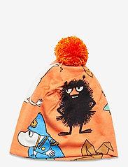 Martinex - GUARD TURN BEANIE - hatte og handsker - orange - 1