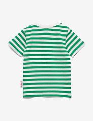 Martinex - PIPPI COOKS T-SHIRT - kortærmede - green - 1