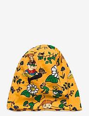 Martinex - OXEYE DAISY BEANIE - hatte og handsker - orange - 1