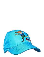 OXEYE DAISY HAT - BLUE