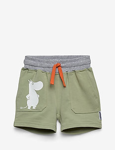MOOMIN SHORTS - shorts - green