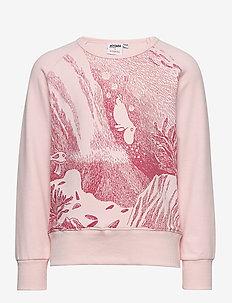 OUR SEA SWEATSHIRT - sweatshirts - rose