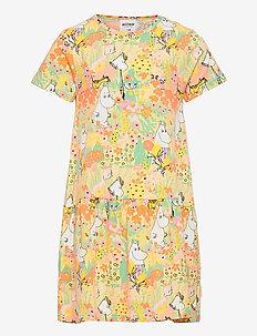 BUTTERCUP DRESS - jurken & rokjes - yellow