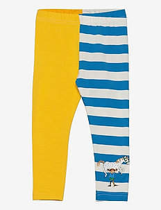 PIPPI LEGGINGS - leggings - yellow