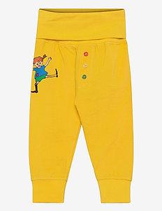 GLEE PANTS - sweatpants - yellow