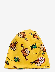 PLAITS BEANIE - hatte og handsker - yellow