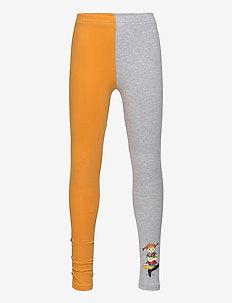 PIPPI HUGS LEGGINGS - leggings - orange