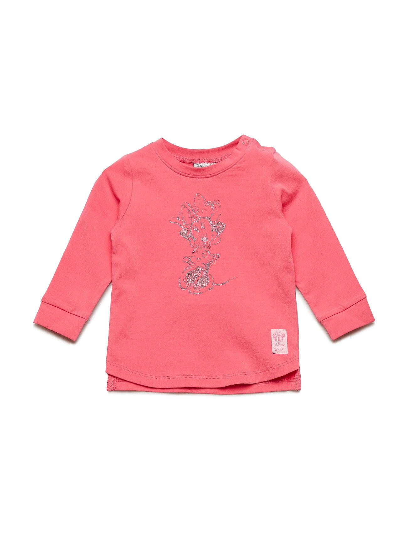 Disney by Wheat T-Shirt Minnie Glitter - CLARET RED