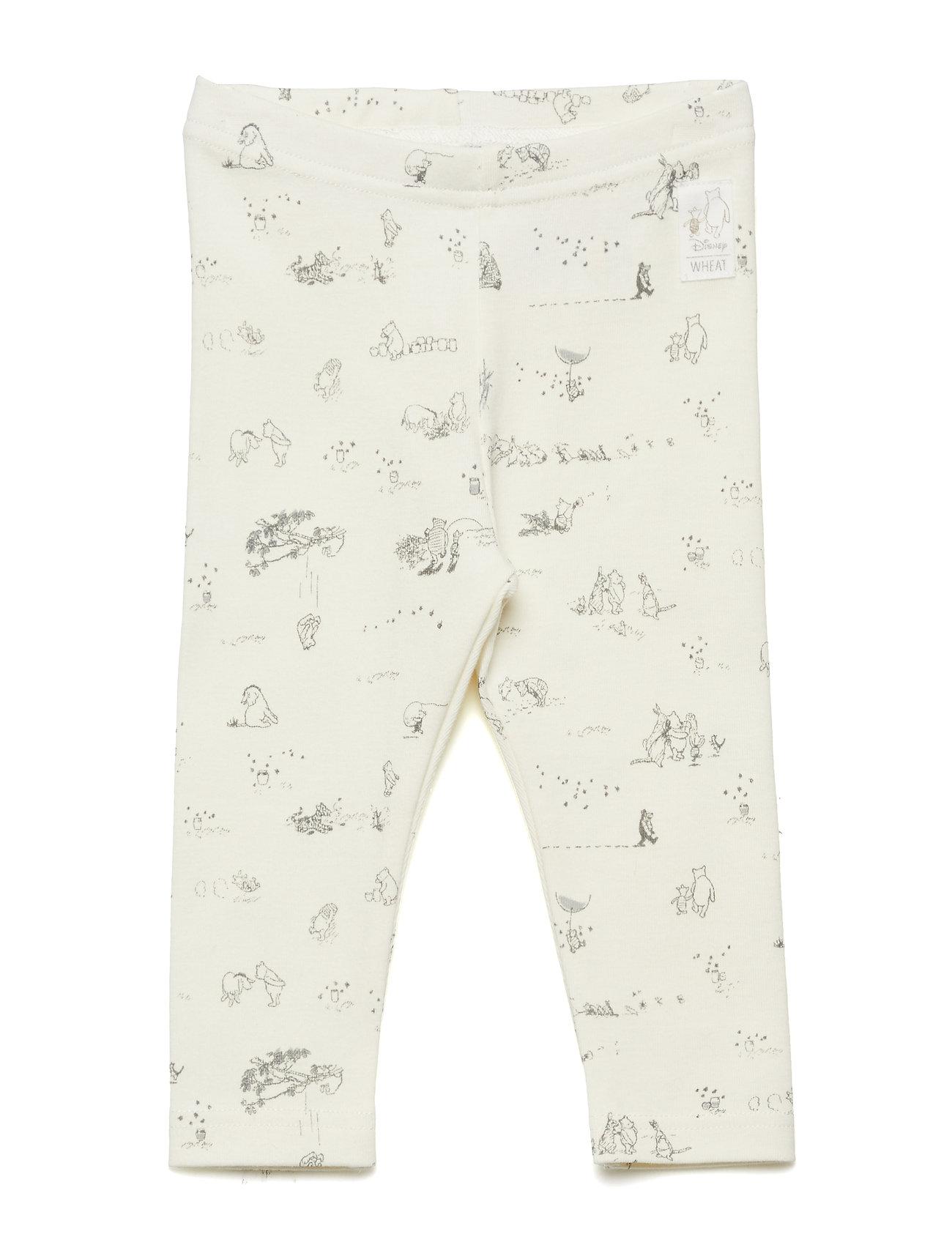 74c1588640da7 IVORY Disney Legging Winnie The Pooh leggings for børn - Pashion.dk