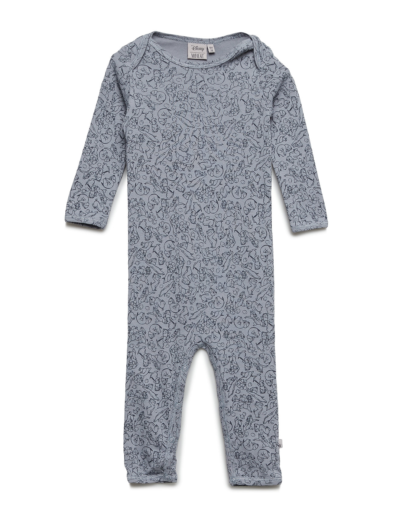 Disney by Wheat Jumpsuit Chip'n Dale - DOVE