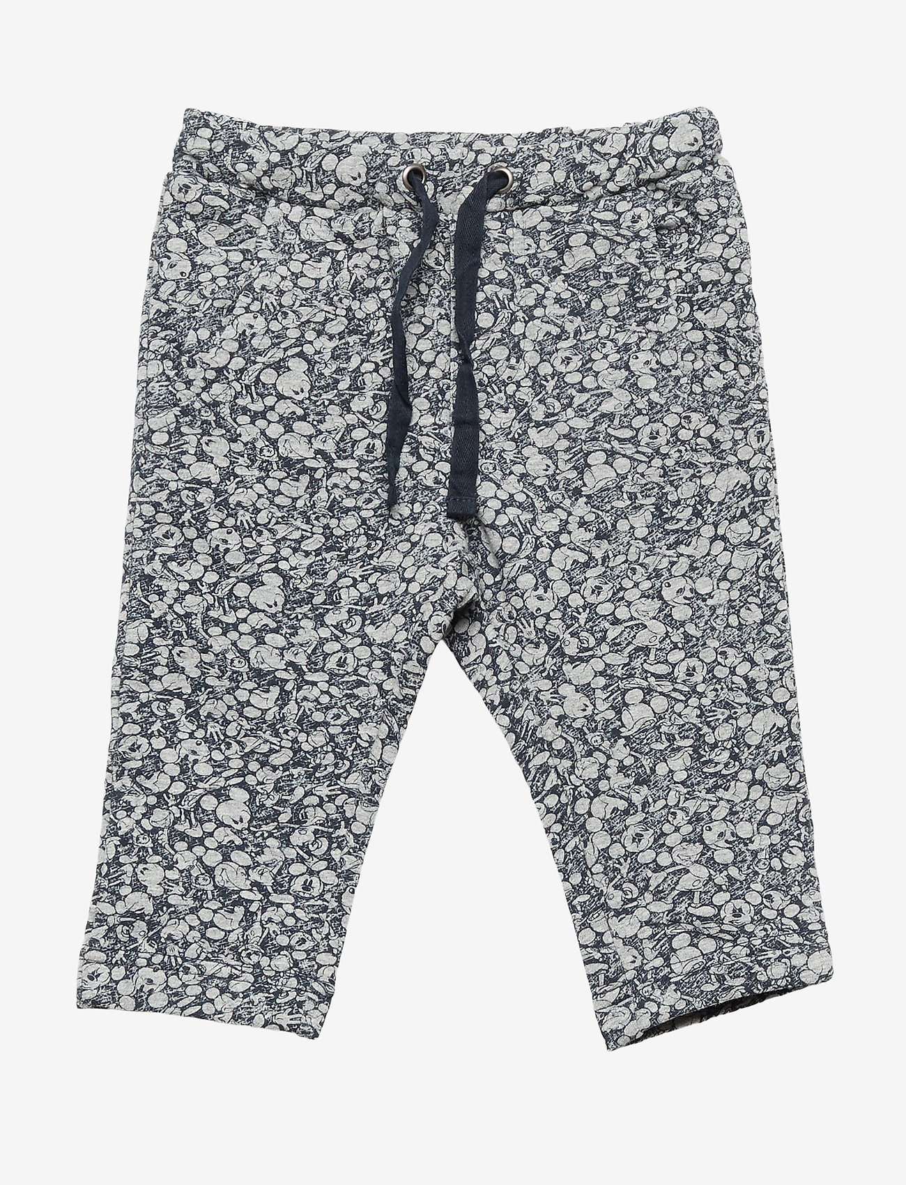 Disney by Wheat - Sweatpant Mickey - trousers - navy