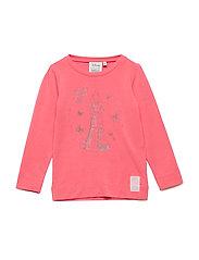 T-Shirt Sleeping Beauty - CLARET RED