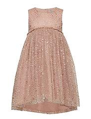 Dress Tulle Marie - MISTY ROSE