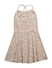 Ariel Jersey Dress - POWDER