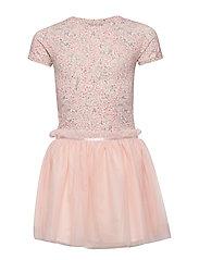 Jersey Dress Princesses - POWDER