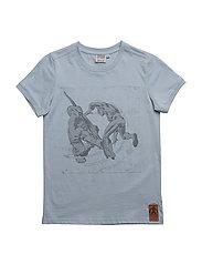 T-Shirt Hulk & Spiderman - SKY