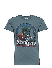 T-Shirt Avengers - PETROLEUM