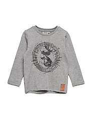 T-Shirt Donald Duck - MELANGE GREY