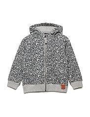 Sweatshirt Zip Mickey - NAVY