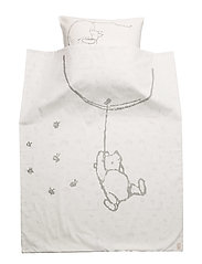 Winnie the Pooh Baby Bed linen (DK) - IVORY