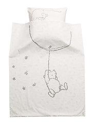 Winnie the Pooh Junior Bed linen (DK - IVORY