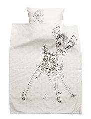 Bambi Junior Bed linen (DK) - IVORY