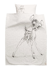 Bambi Junior Bedlinen (NO) - IVORY