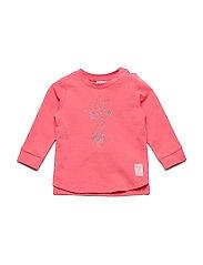 T-Shirt Minnie Glitter - CLARET RED