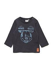T-Shirt Mickey Stripe - MIDNIGHT BLUE