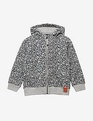Disney by Wheat - Sweatshirt Zip Mickey - hoodies - navy - 0