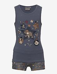 Disney by Wheat - Boys Underwear Disney X-Mas - sets - flintstone - 0