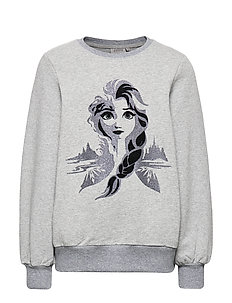 Wheat Disney Sweatshirt Frozen Elsa Barn og Baby