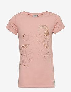 T-Shirt Snow White - ROSE TAN