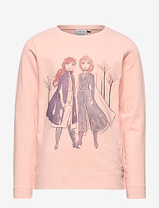 T-Shirt Anna & Elsa - MISTY ROSE