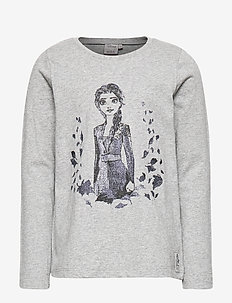 T-Shirt Elsa - MELANGE GREY