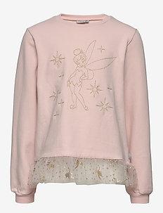 Sweatshirt Tinker Bell - sweatshirts - dim rose