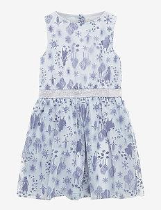 Dress Frozen Journey - sukienki - dove