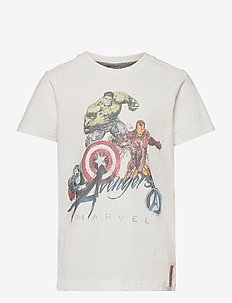 T-Shirt Avengers Watercolour - t-shirts - off white