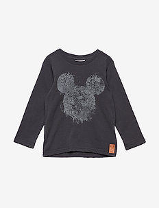 T-Shirt Mickey Silhouette - MIDNIGHT BLUE