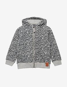 Sweatshirt Zip Mickey - hettegensere - navy