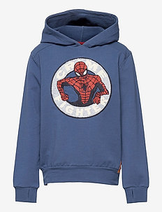 Sweatshirt Spiderman Terry - kapuzenpullover - cool blue